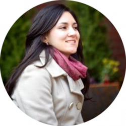 Alexandra Lapkin, Jewish Advocate