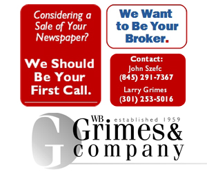 Sell your newspaper WB Grimes