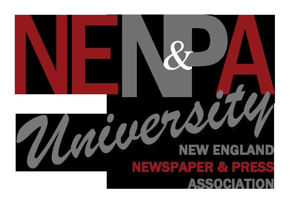 New England Newspaper and Press Association University Logo