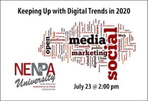 Keeping Up with Digital Trends in 2020