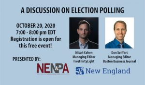 A Discussion On Election Polling With Micah Cohen