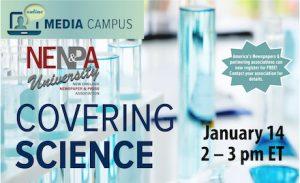 NENPA U: Covering Science