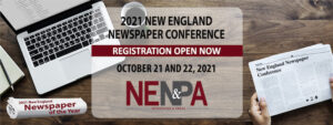 New England Newspaper Virtual Conference and Awards
